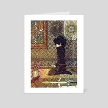 Pray Moment - Art Card by Ambratolm