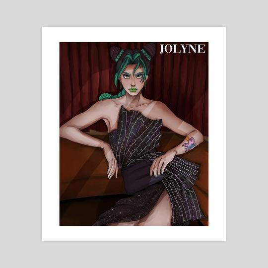 Jolyne but Gucci by Kristina D