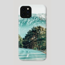Road To Heaven - Phone Case by 83 Oranges