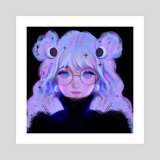 Galaxy Girl by Suiika