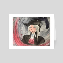 Lady Maria - Art Card by Giu
