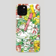 Ink - Phone Case by koyamori