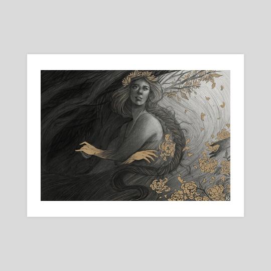Persephone by Kring Demetrio