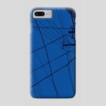 tokyo - Phone Case by emilee graverson