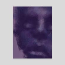 Breathe - Canvas by Birgithe Solstrand