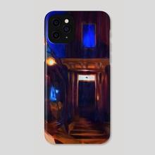 Facades - Phone Case by Martha Wirkijowski