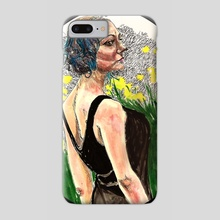 Angie - Phone Case by Vin Ganapathy