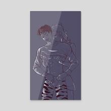 Soft - Acrylic by Jojowolist