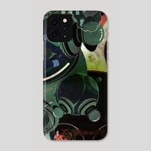 monkey e - Phone Case by wudufu