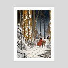 Winter - Art Print by Milsae Kim