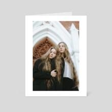 THE SISTERS 3 - Art Card by Sergey Lisitsa