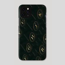 QWERTY - Phone Case by Alex Tonetti