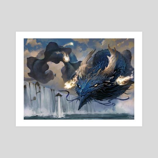 Keiga, the Tide Star by Svetlin Velinov