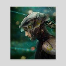 Hybrid - Canvas by Mariusz Panek