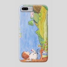 The appletree - Phone Case by Cécile Congost