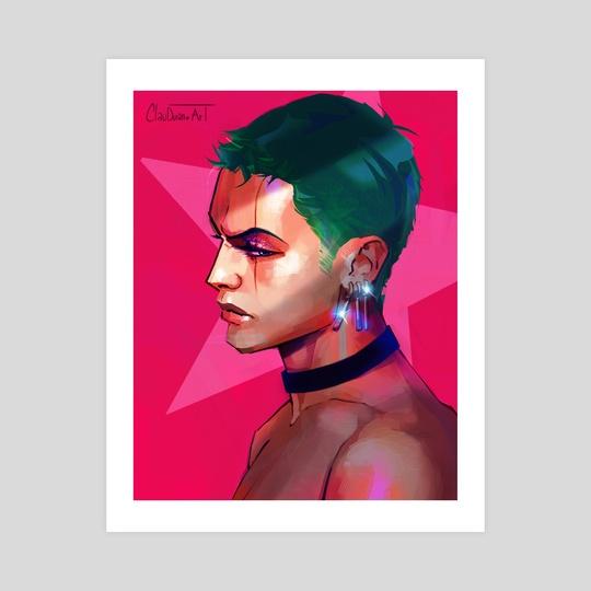 Zoro by Claudia Duran Llamas