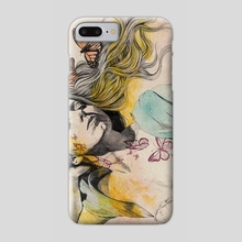 Beautiful Ruin - Phone Case by Marco Paludet