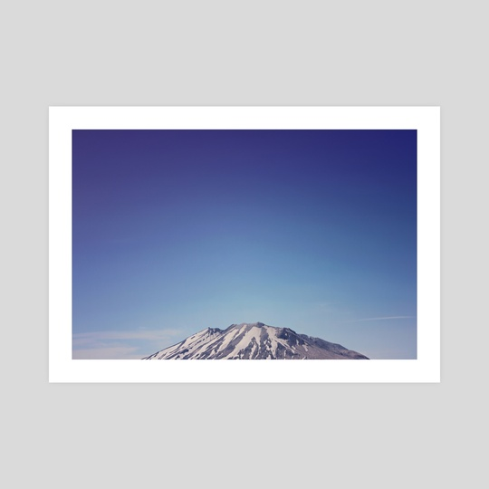 Mount Rainier by Leah Flores