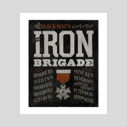 The Iron Brigade by The Union Archive