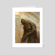 Bifrons - Art Card by Jim Pavelec