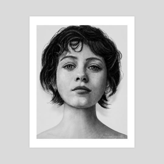 Sophia Lillis  by Alex Walker