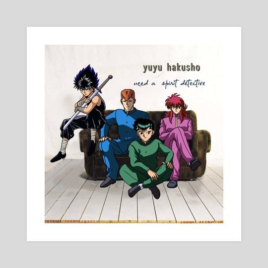 """Yu Yu Hakusho """"No Need To Argue"""" by Joey Sifuentes"""