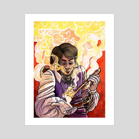 The Bard's Lament by Fiona Dunn