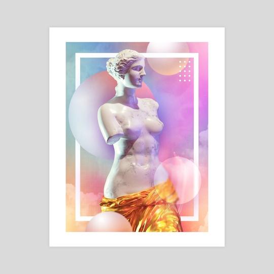 Venus de Milo by Daniel Mikołajczak