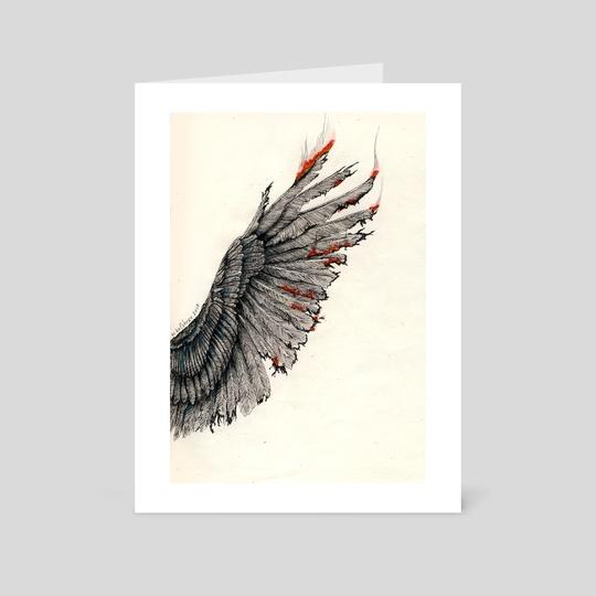 wing by Kelshray