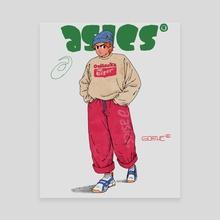 ASICS - Canvas by GOATHE