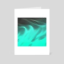 121 - Art Card by Borrachas