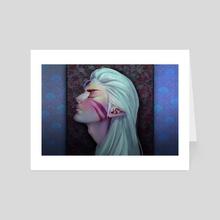 Lord Sesshomaru - Art Card by VooDoo Val