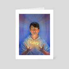 Wearably Aware - Art Card by Brett Stump