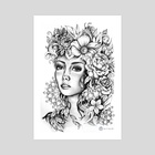 Au naturel - Art Print by MiL Et Une