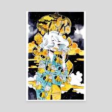 Honey - Canvas by koyamori