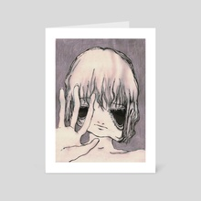 n o t o k a y  - Art Card by oyouun