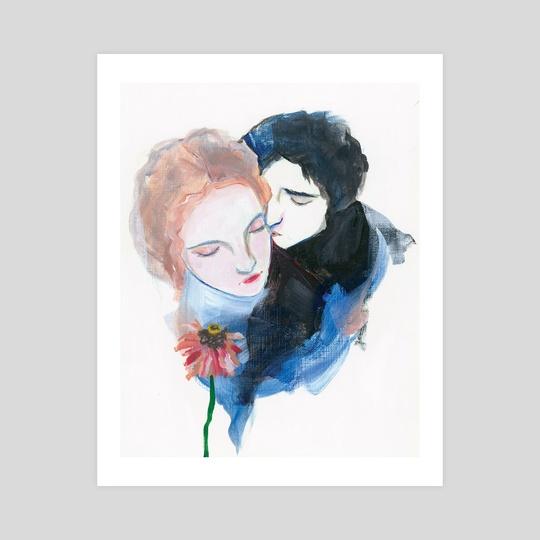 Emotional Space by Dorathina Herrero