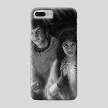 Richard and Kahlan - Phone Case by Anastasia Eve