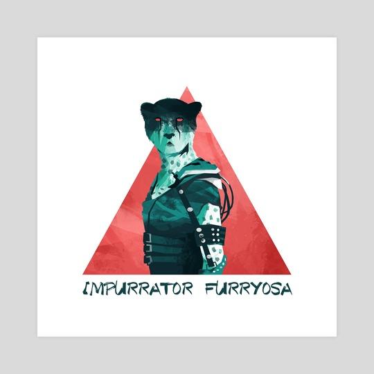 Impurrator Furryosa by Micaela Dawn