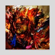 maya spirit - Canvas by Maxim G