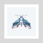 Moth 2 - Art Print by Marcos Morales