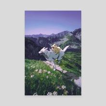 Mononoke - Canvas by Obnubilant  ラヤン
