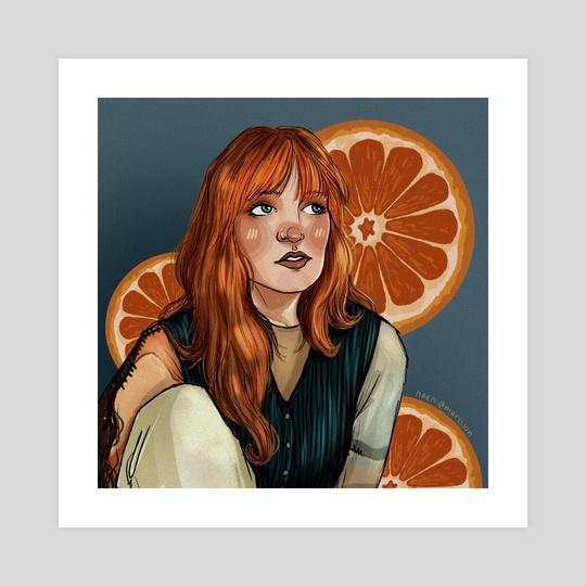 orla the citrus queen by martisun