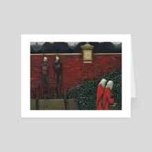 The Handmaid's Tale - Art Card by Brendan Totten