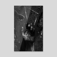 17 B&W Variant  - Acrylic by Kode Subject