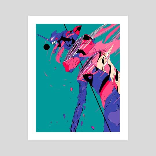EVA 01 by Alterlier