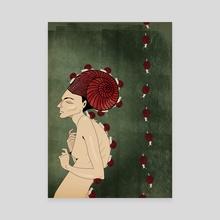 slow 4 - Canvas by Mohammed Abd Elhadi