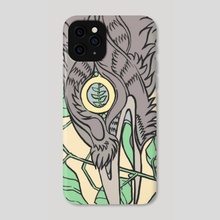 Berry Search - Phone Case by Aldermoth