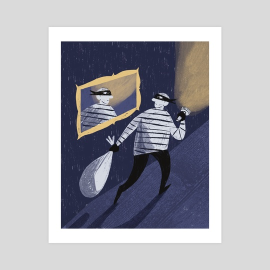 Robber by Maeve Denneen