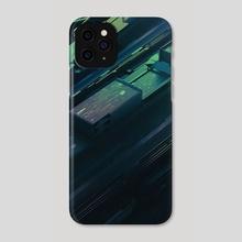 RingmodEx - Phone Case by Lucas Altberg